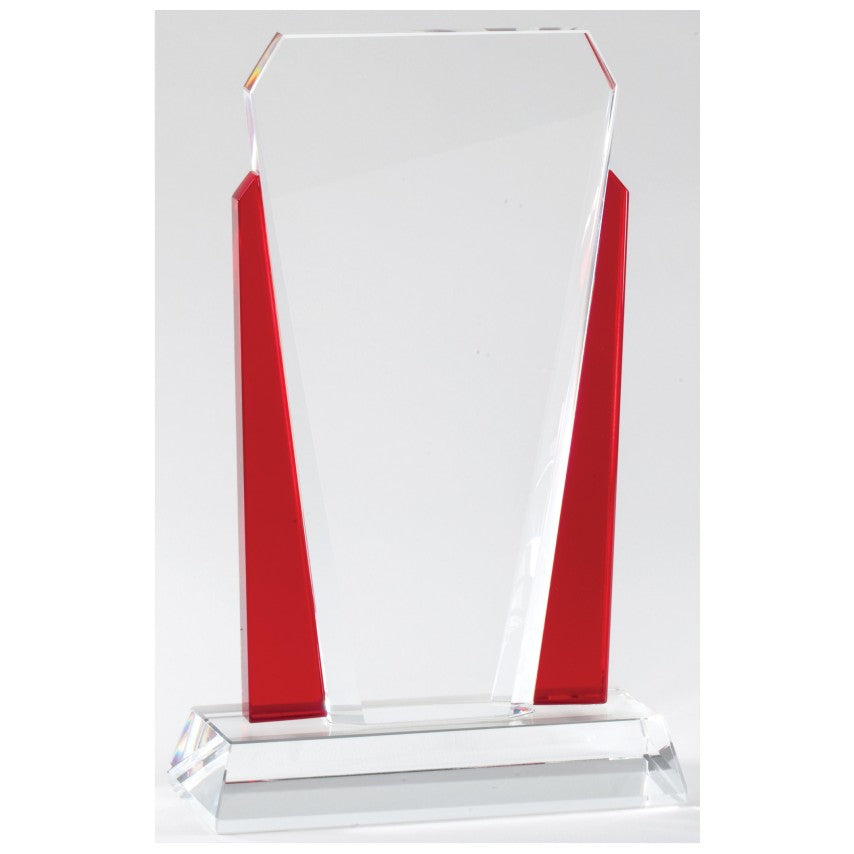 RED STRIPE CRYSTAL