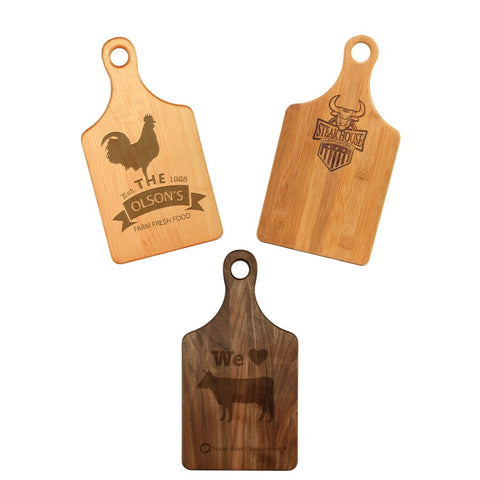 CUTTING BOARD - PADDLE