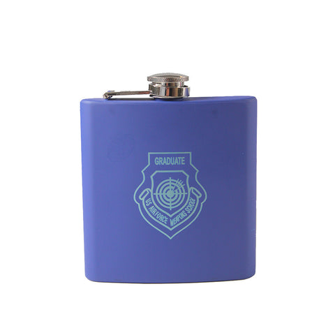 WPS 6 OZ. COLOR FLASK