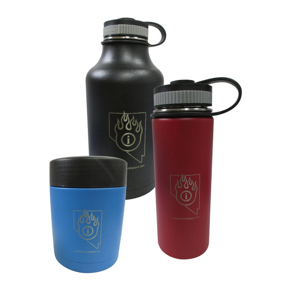 Hydro Flask Engraving Lazer Ladies