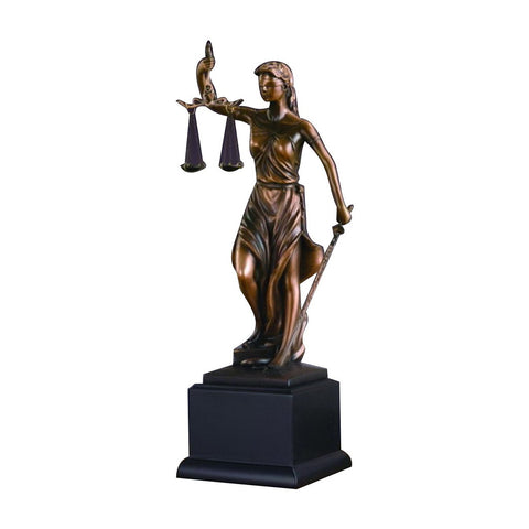 LADY JUSTICE - 13.5""