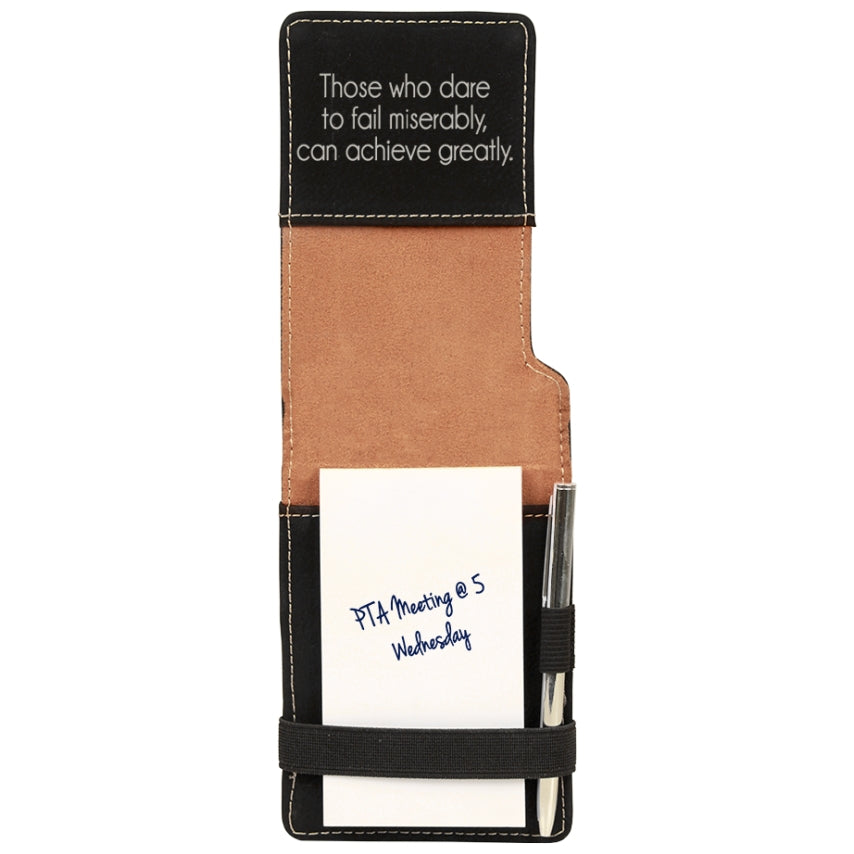 MINI NOTEPAD WITH PEN