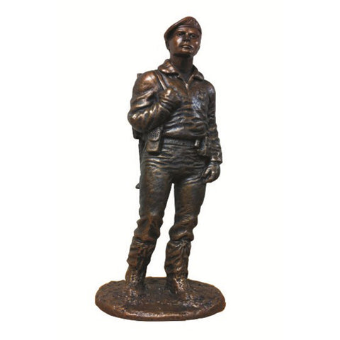 SECURITY FORCES STATUE