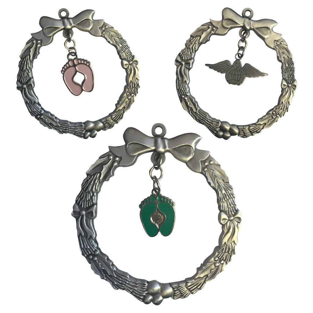 CSAR CHARM ORNAMENTS
