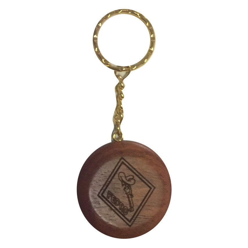 WOOD RESCUE KEYCHAIN