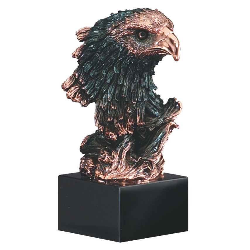 COPPER FINISH EAGLE