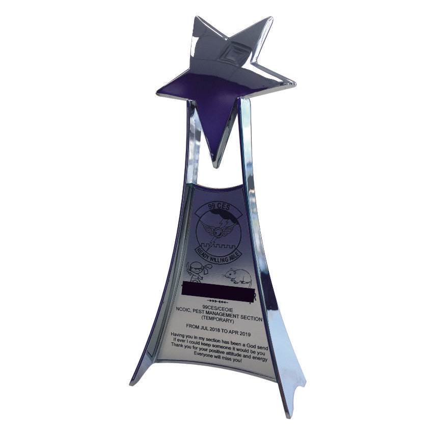 SHOOTING STAR TROPHY