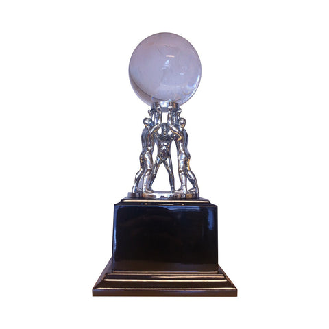 TEAMWORK - CRYSTAL GLOBE