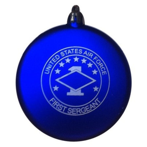 1st SGT ORNAMENT