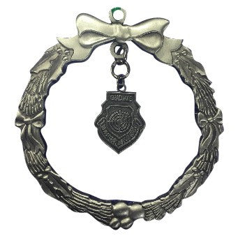 WEAPONS SCHOOL CHARM ORNAMENT