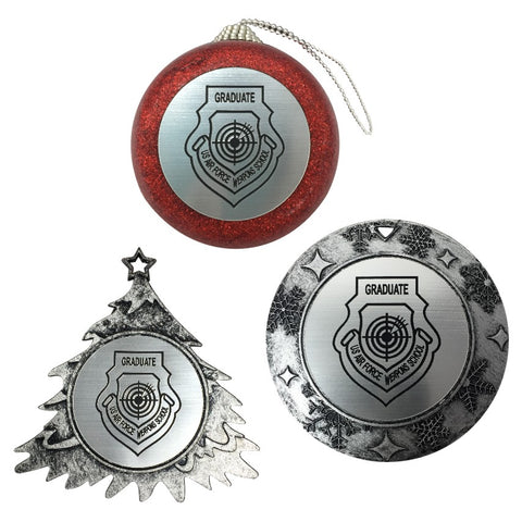 WPS PLASTIC ORNAMENTS
