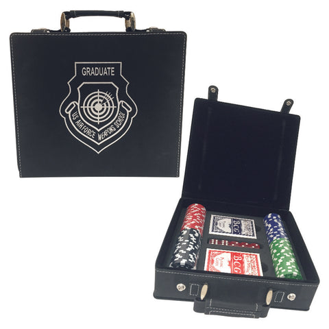 WPS POKER CHIP CASE