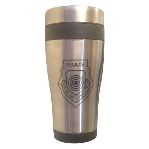 WEAPONS SCHOOL TRAVEL MUG