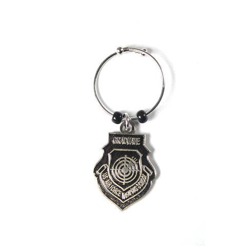 WEAPONS SCHOOL METAL WINE CHARM
