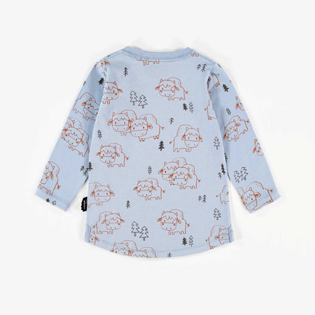 Souris Mini Blue Long-Sleeve