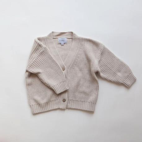 Kindly Chunky Knit Cardigan