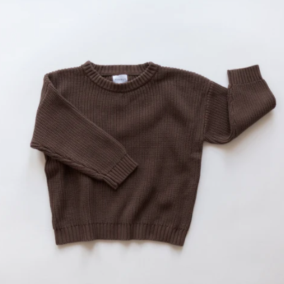 Kindly Chunky Knit Sweater