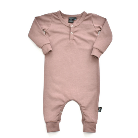 Wooly Doodle Thermal Romper