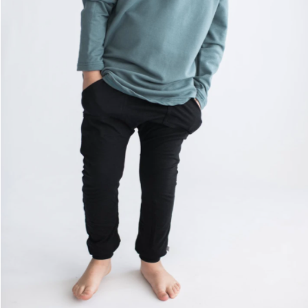 Tiny Button Apparel Kids Harem Joggers