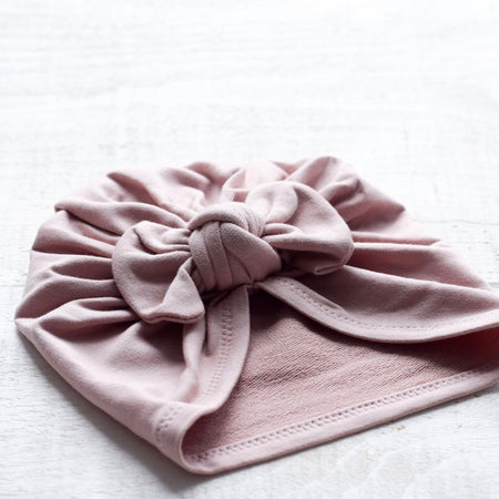 Mini Bretzel Premium  Headwrap - Bow