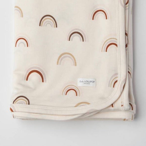 LouLou Lollipop Stretch Knit Blanket