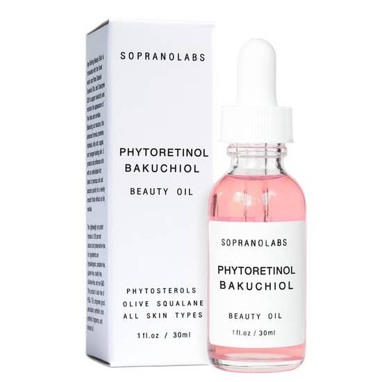 Phytoretinol Bakuchiol Vegan Beauty Oil Serum