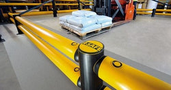 MFLEX DOUBLE TRAFFIC BARRIER