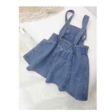 Load image into Gallery viewer, Popsicles & Denim-Dress