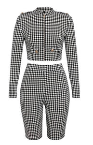Checkmate-Two-piece Set