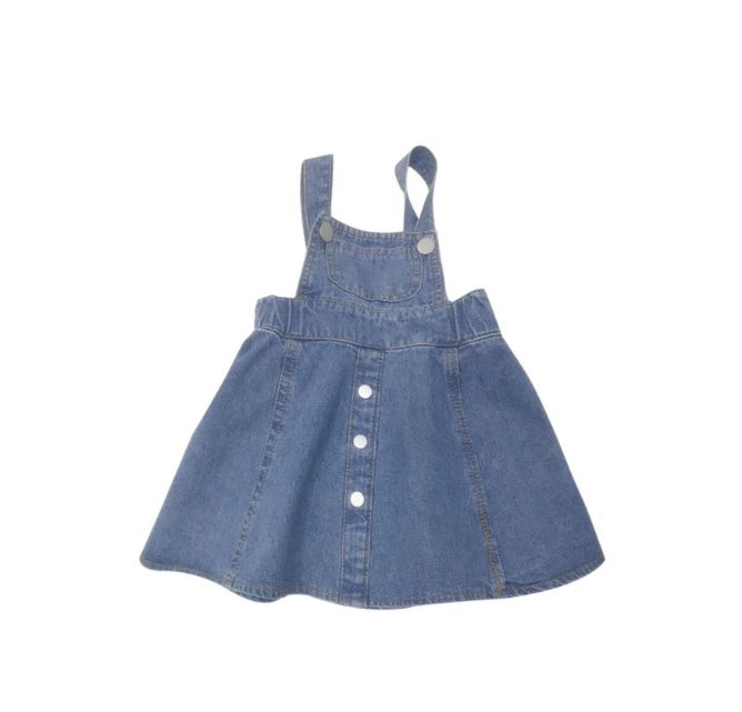 Popsicles & Denim-Dress