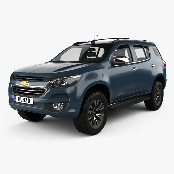 CHEVROLET TRAILBLAZER 2001 - oggi