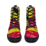 Adult Full-Print Boots for Men and Women