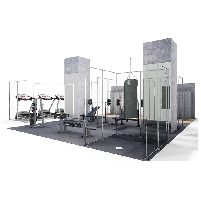 Gym Partitions