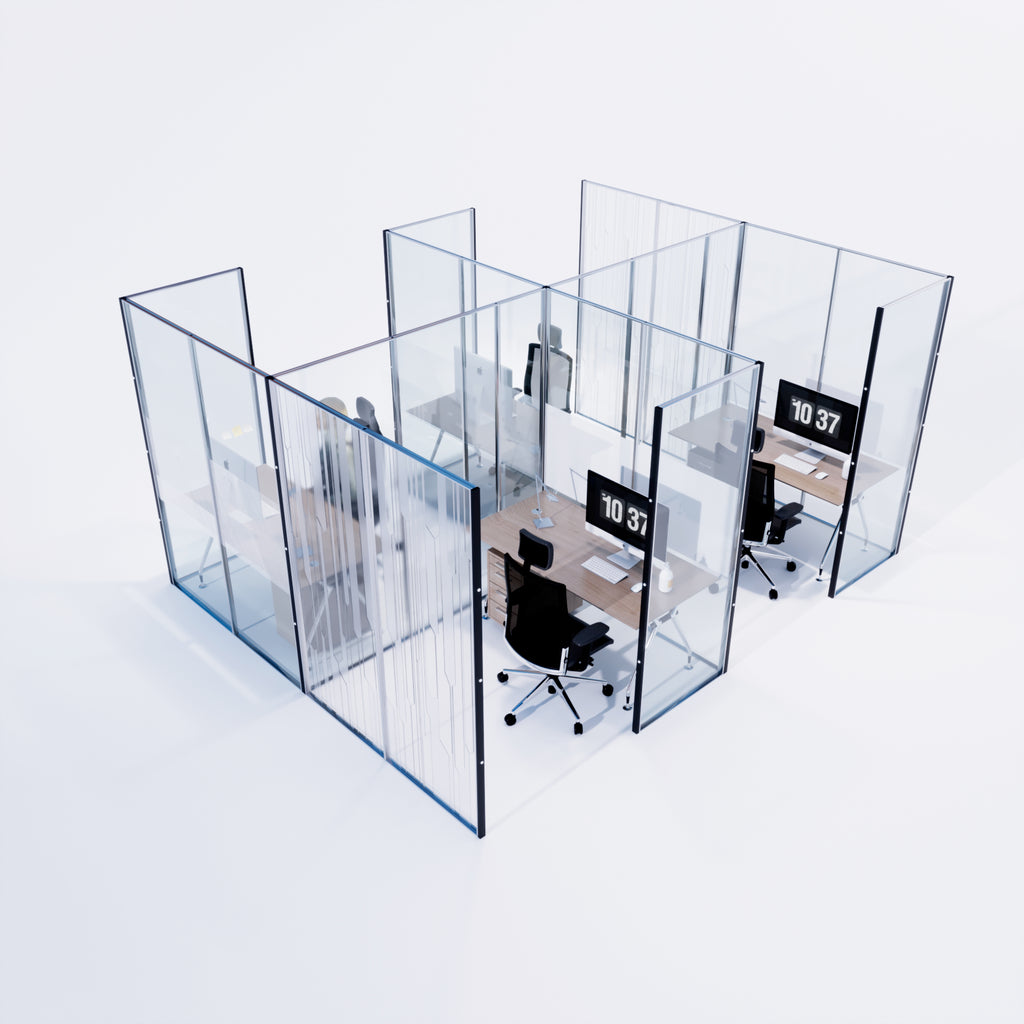 Buy Office Partitions Panels