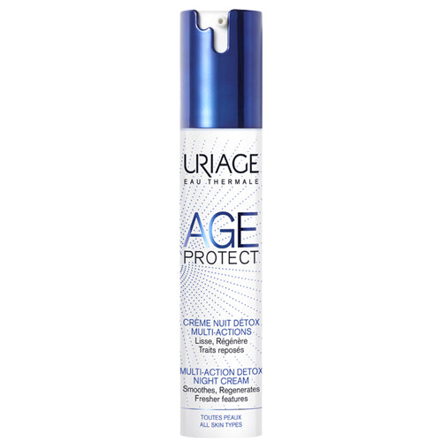 AGE PROTECT MULTI-ACTION DETOX NIGHT CREAM