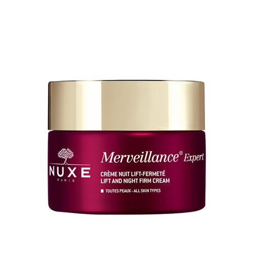 Merveillance® Expert Anti-wrinkle Night Cream