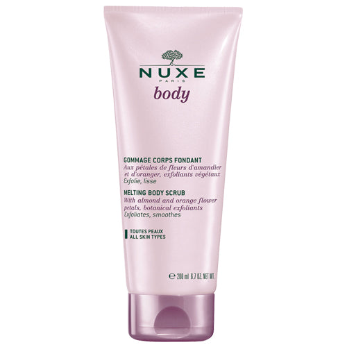 NUXE Body Melting Body Scrub