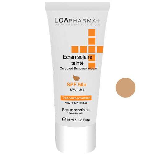 LCA  SPF 50+ TINTED SUNSCREEN