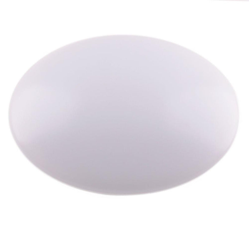 White 28W 2D Circular Fluorescent Slim Profile Low Energy Fitting.