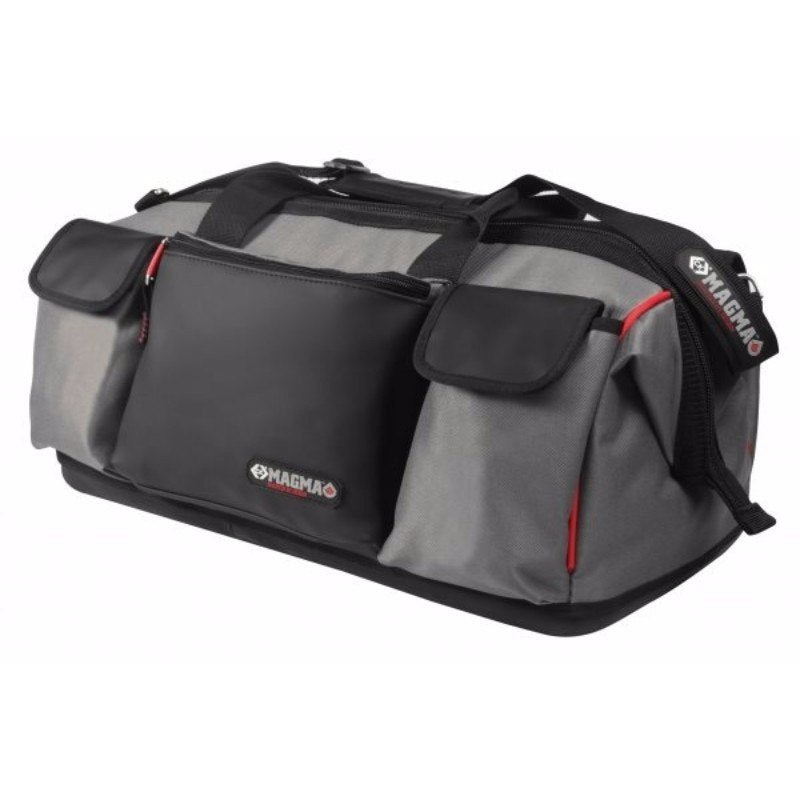 Maxi Weatherproof Durable Tool Storage Bag  with Tough Plastic Base