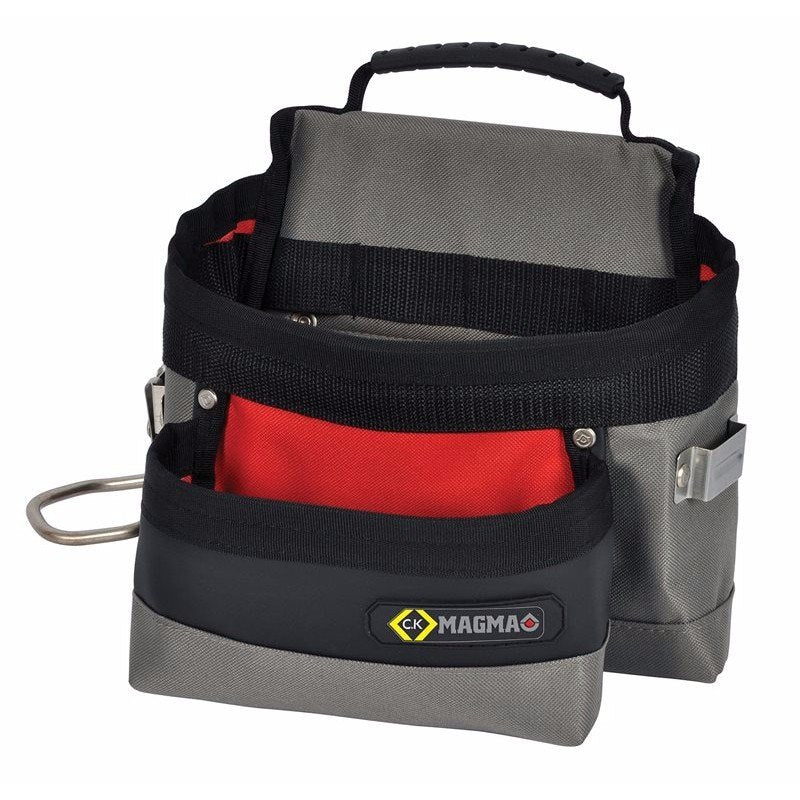 Builders Premium Heavy Duty Padded Toolbelt & Pouch Set
