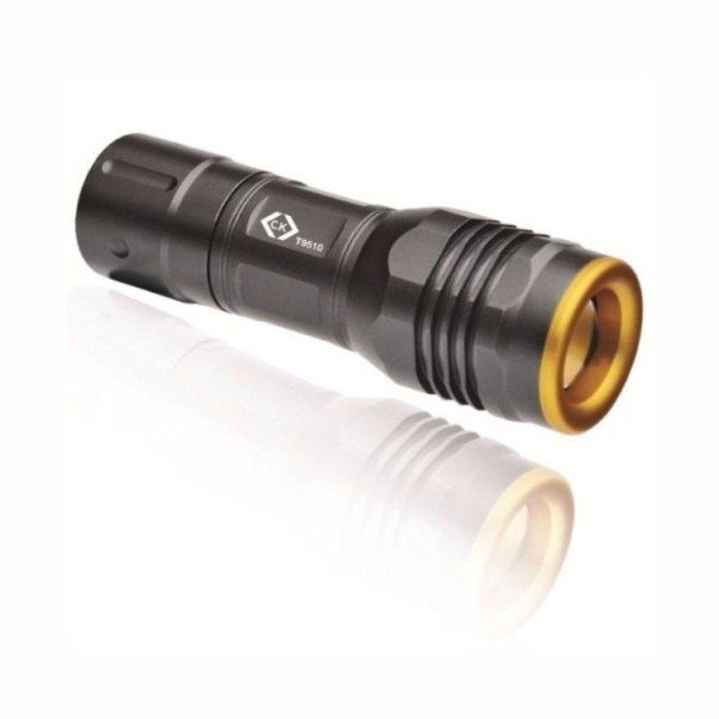 120 Lumen Bright IP64 Rated Large LED Hand Torch Flashlight