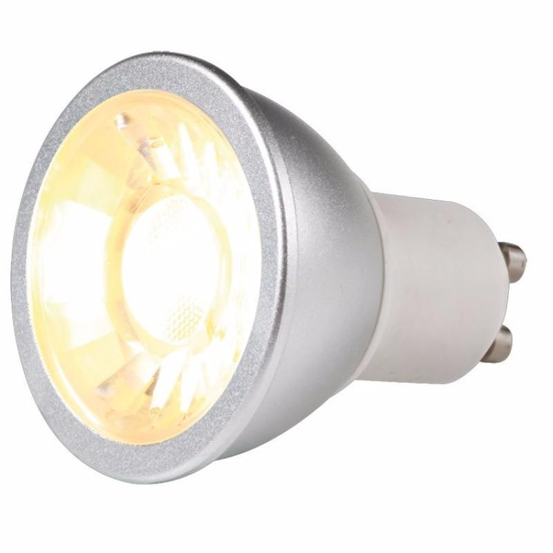 7W LED COB GU10 Dimmable Bulb
