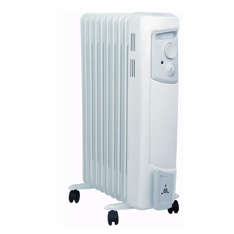 2Kw Oil Filled Electric Portable Column Heater