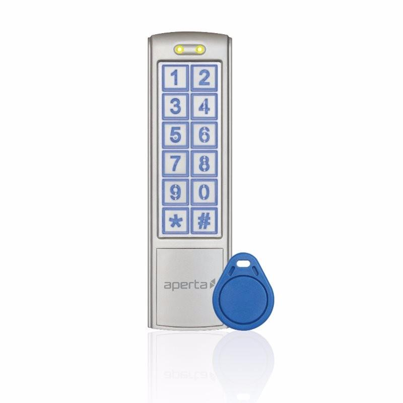Aperta EZ-TAG3 Proximity Key Tag & Keypad Door Entry System