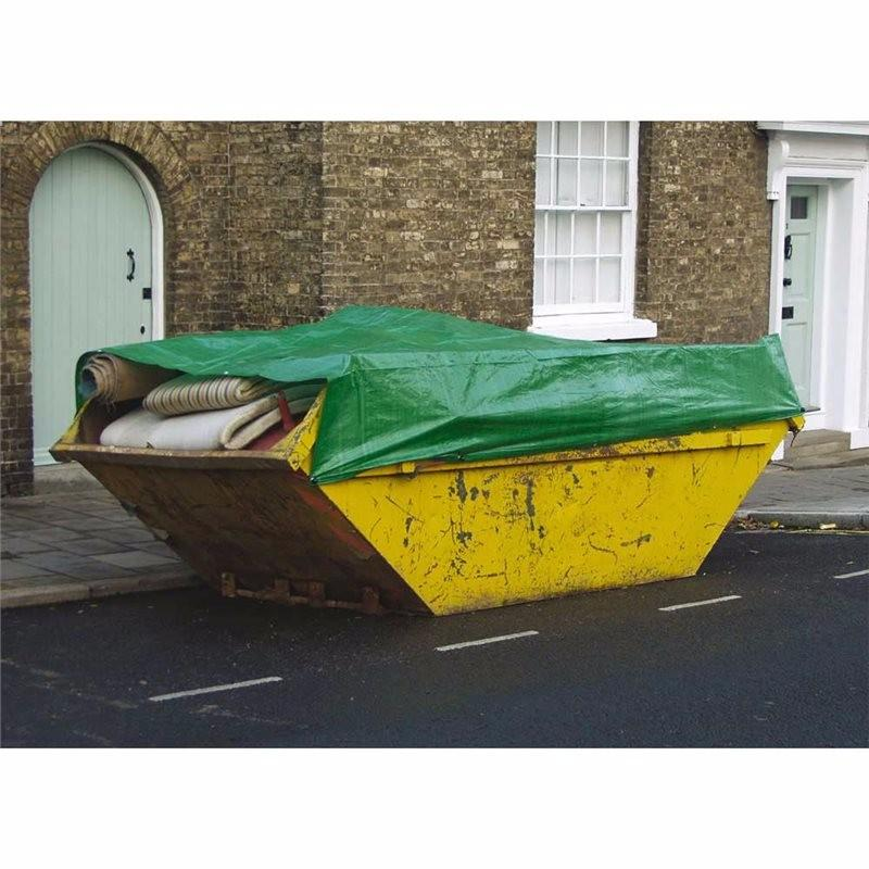 18ft x 24ft Heavy Duty Green Weatherproof Tarpaulin