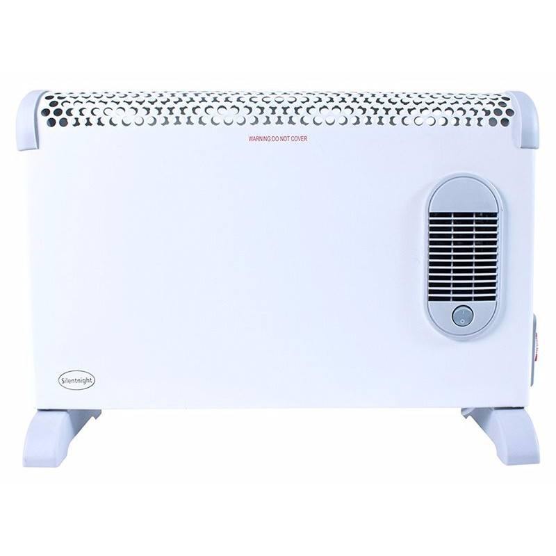 1.8kW Turbo Convector Heater with Timer