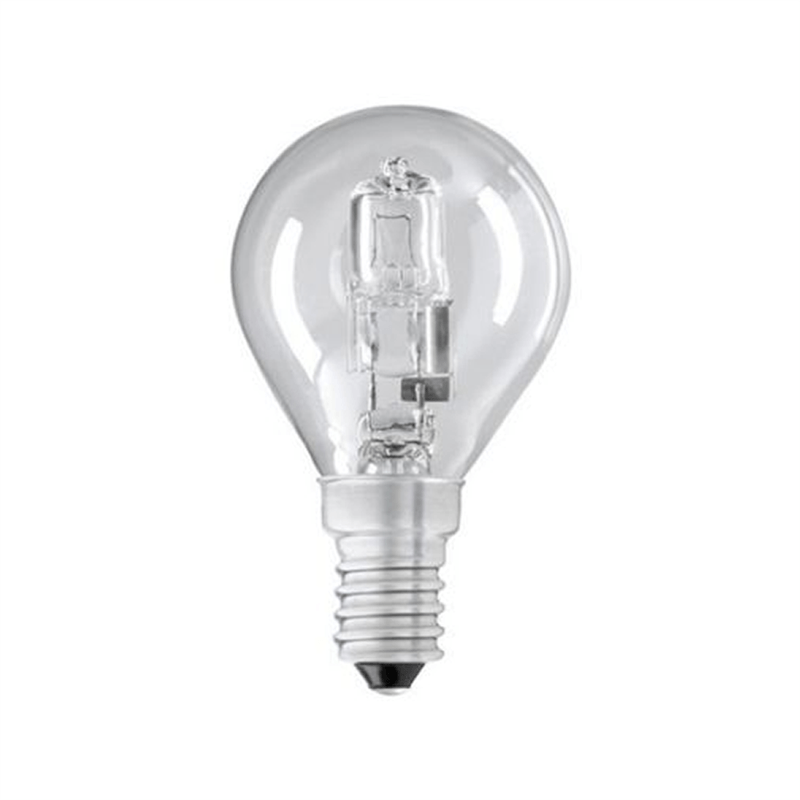 28W Halogen Small Edison Screw Golf Ball Bulb