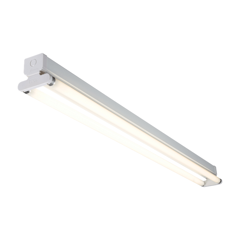 Twin T8 36W High Frequency Fluorescent Batten