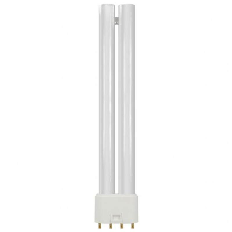 18W CFL 2G11 PLL Opal Single Turn Bulb